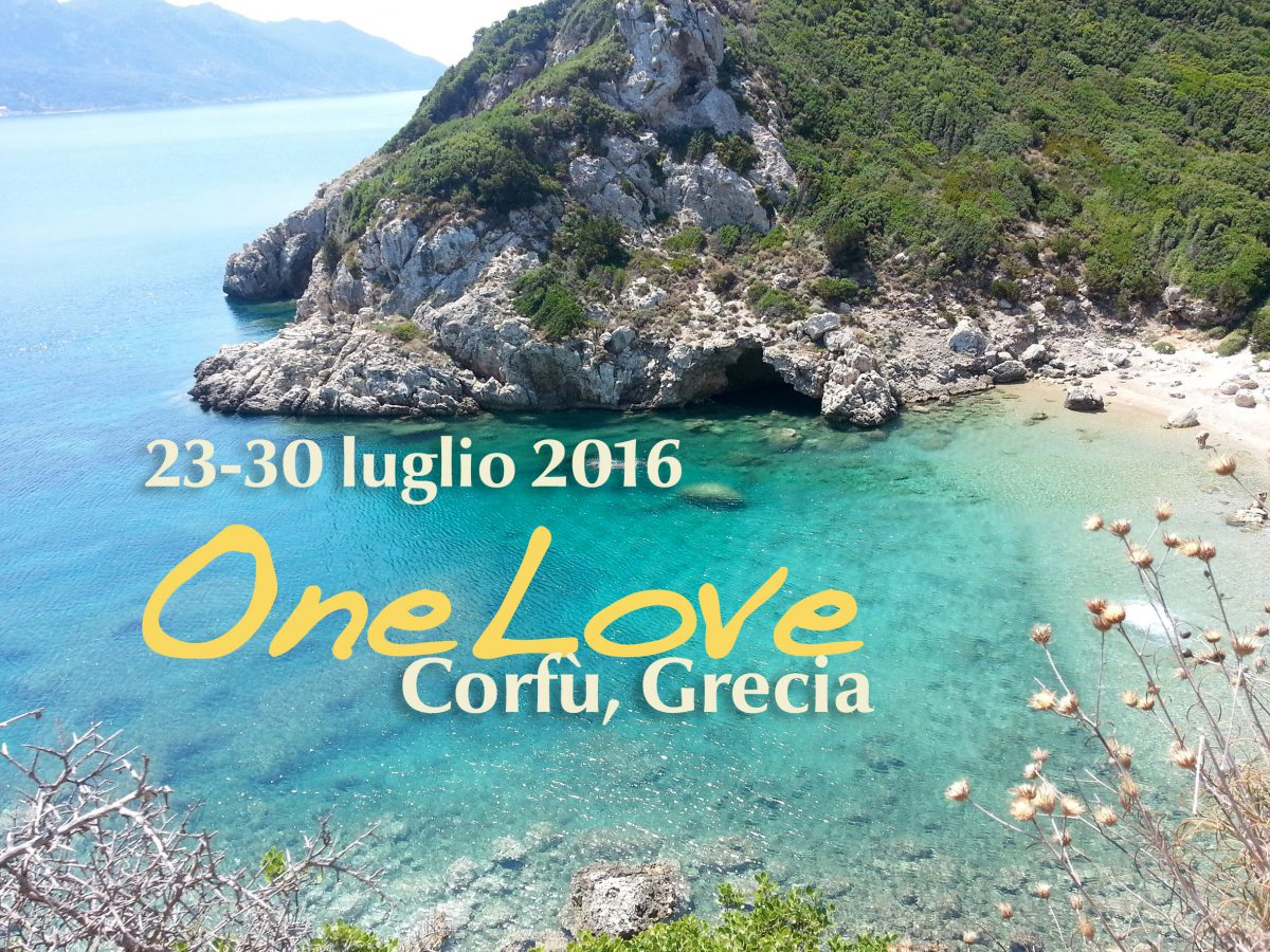 Coming event:  Summer Workshops 2016 in Greece & Italy