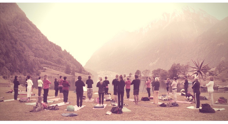 Prossimo evento: 21 Giugno POSCHIAVO, Svizzera- International Yoga Day