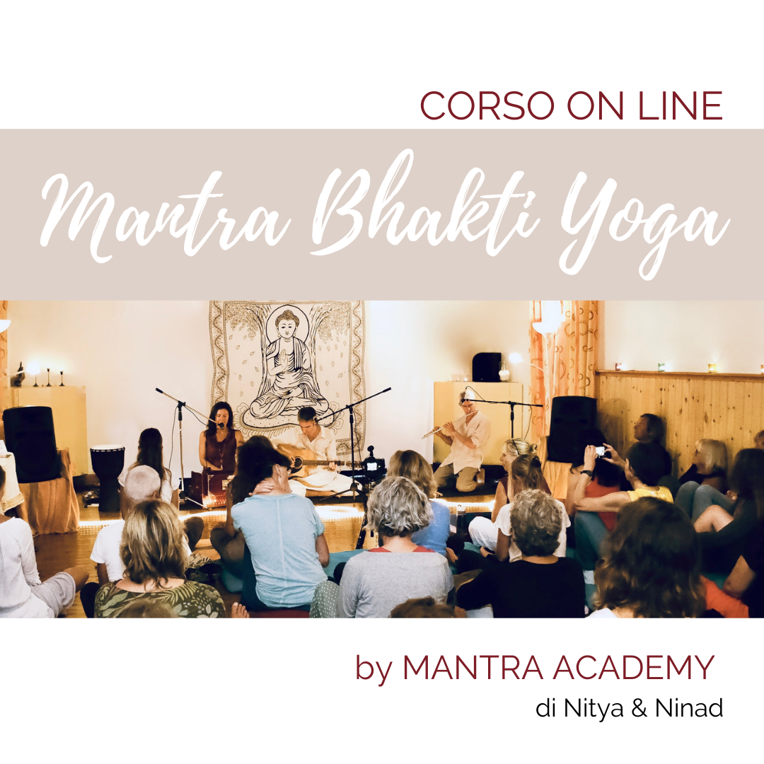 CORSO ON LINE di Mantra & Bhakti Yoga